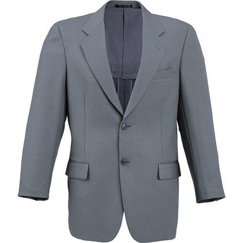 ジーベック 杢グレー2BSジャケット AB 16020 B01MRRX0B9 AB3