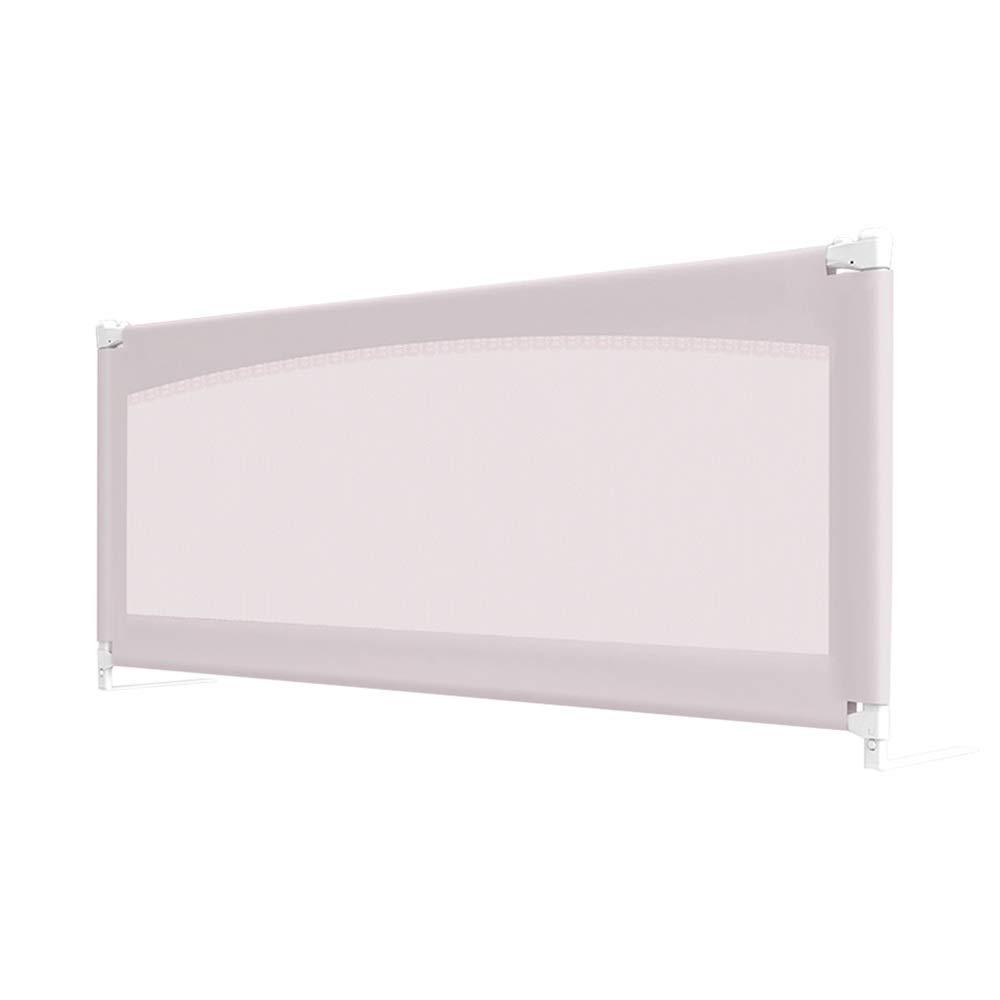 GXYAWPJ Bed Rail - Safety Firstスーパーベッドレイル、縦型リフトベッドベゼル、ピンク (色 : ピンク, サイズ さいず : 1.8m) 1.8m ピンク B07S5C88YV