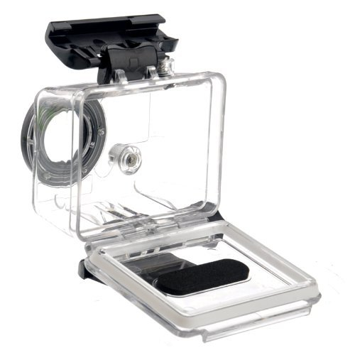 Protective Housing Case Waterproof with Coated Glass Lens for Gopro Hero 1 and Gopro Hero 2 Goliton CAM.P01.WXX.02C.XXW