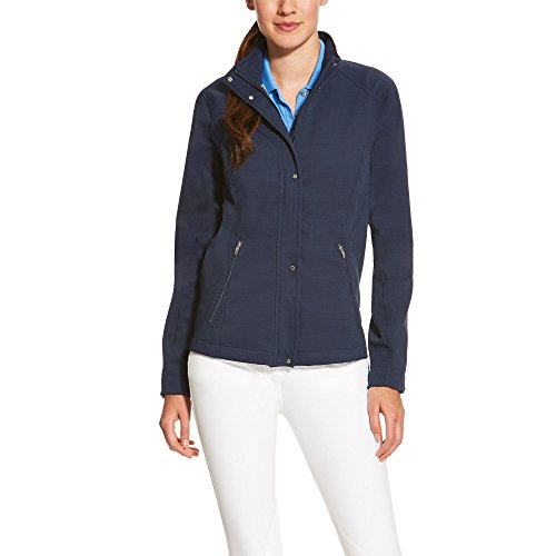 Softshell Bleu Ariat Topline Jacket Women's WxXpHq7