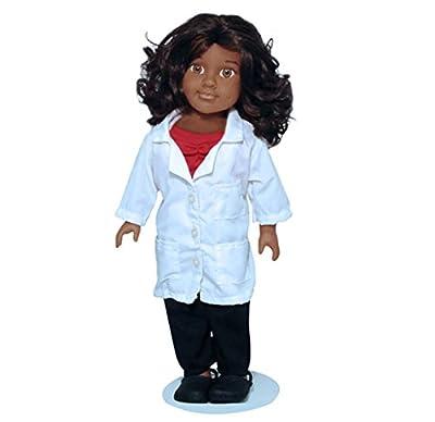 The Nurse Dolls 18? Tall, Dressed in Full Nurse Uniform (Ages 3+)