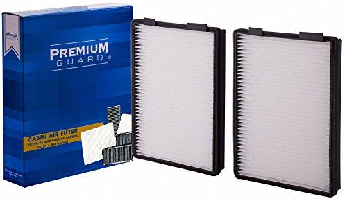(PG Cabin Air Filter PC5509 | Fits 2001-03 BMW 525i, 1997-00 528i, 2001-03 530i, 1995-03 540i, 2000-03 M5)