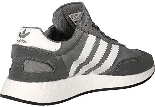 Multicolore Runner De Iniki Gris blanc Adidas Adulte Mixte negbas Chaussures Fitness 000 ftwbla noir Noir grivis 5BqBT8w