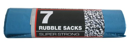Benross Super Strong Rubble Bags, Pack of 7