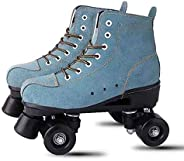 Roller Derby Cruze XR Hightop Mens Roller Skate, Breathable and Durable for Skating Indoor and Outdoor Unisex