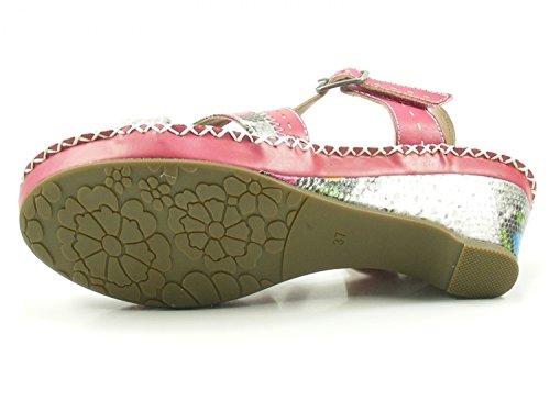 Femme Vita 8 Sandales Daphne Laura 08 Violet Mode CX9901 0Sqdxwxz