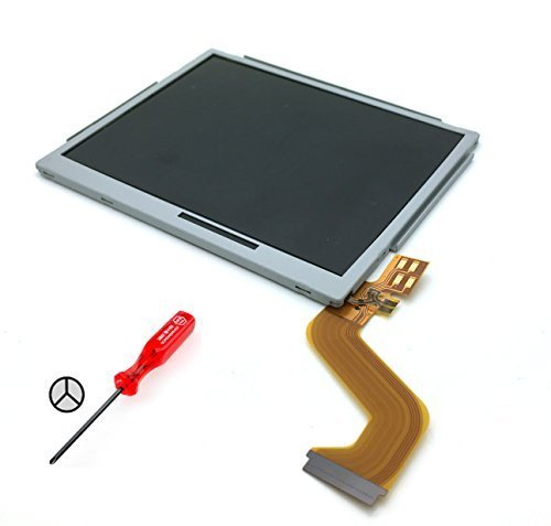 SBOS® Original Top Upper LCD Screen Display Nintendo NDSI DSi XL LL + tool (Nintendo Dsi Screen)