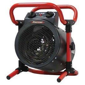 - ProTemp Electric Turbo Heater - 5100 BTU, Model# PT-515-120