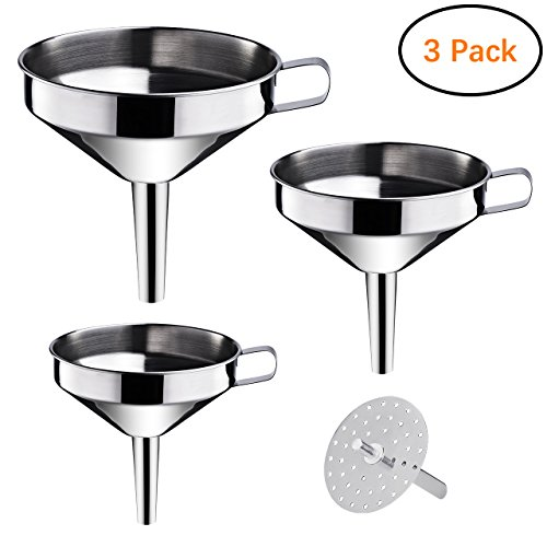 PICTEK Stainless Steel Funnel