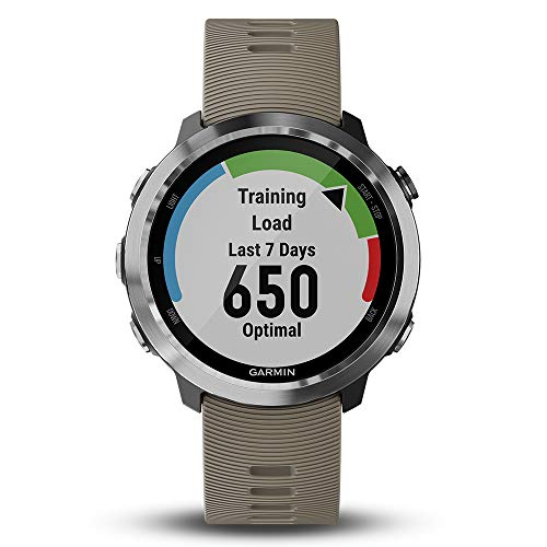 Garmin Forerunner 645 Bundle with Extra Band & HD Screen Protector Film (x4) | Running GPS Watch, Wrist HR, LiveTrack, Garmin Pay (Sandstone, Orange) by PlayBetter (Image #5)