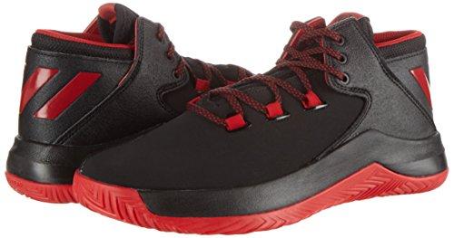 Noir Adidas Menace Hommes Negbas Rose Pour Escarl D negbas Baskets 2 RxURq0rw