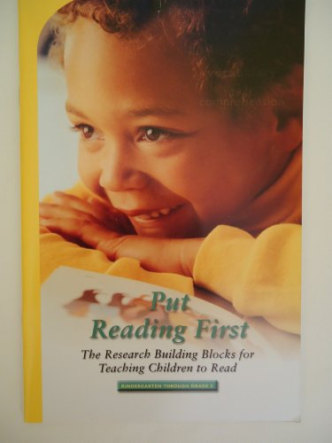 Put Reading First : the Research Building Blocks for Teaching Children to Read, Grade 3