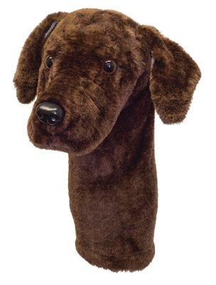 Animal Headcover (BROWN LABRADOR) by JP Lann, Outdoor Stuffs