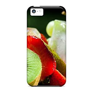 Special Design Back Only Fresh Fruit Phone Case Cover For Iphone 5c