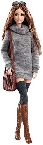 Barbie The Look Sweater Dress Doll