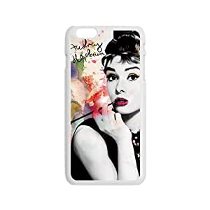 Audrey Hepburn Brand New And High Quality Hard Case Cover Protector For Iphone 6