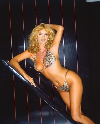 Sybil Danning Bikini Sexy Studio Color Print 11x14 HD Aluminum Wall - Hd Bikinis