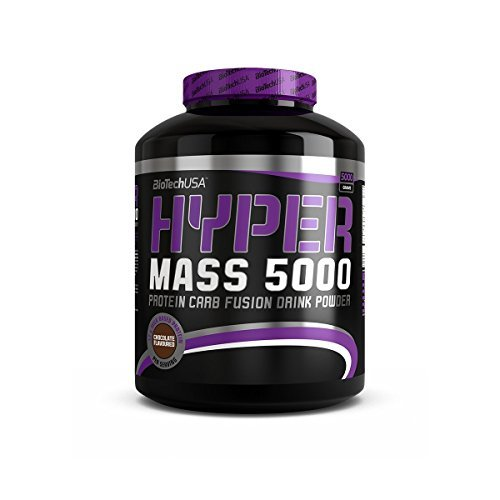 Biotechusa Hyper mass 5000 Weight Gainer Mass 5000g - Chocolate by BiotechUSA