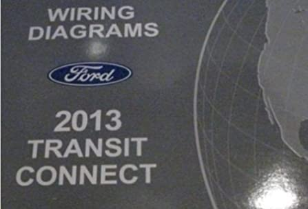 2013 ford transit connect electrical wiring diagrams diagram service  ford transit wiring diagram owners manual #14