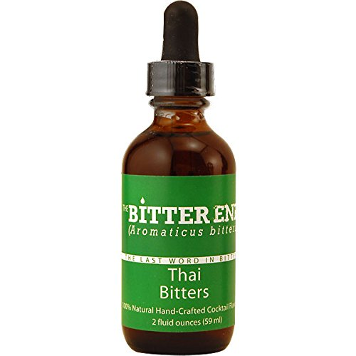 The Bitter End Thai Cocktail Bitters - 2 oz
