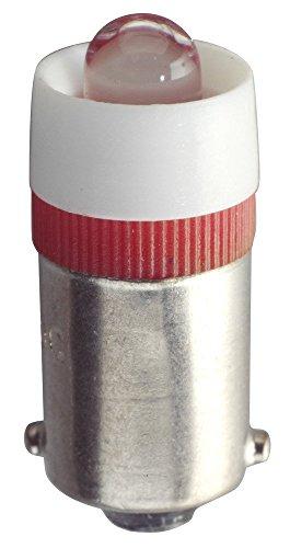 Eiko - LED-14-BA9S-W - LED Miniature Light Bulb, Replaces: 756, 1813, 1815, 1816, 1889, 1891, 1892, 1893