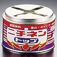 NITINEN(ニチネン) 屋外用缶入り固形燃料 屋外用トップ丸缶 250g