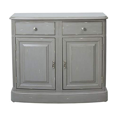 Pulaski Accent Chest in Weathered Gray
