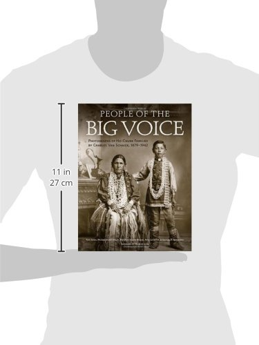 People of the Big Voice: Photographs of Ho-Chunk Families by