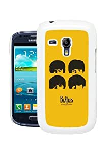 COVER FOR SAMSUNG GALAXY S3 MINI i8190 BEATLES MUSIC by ruishername