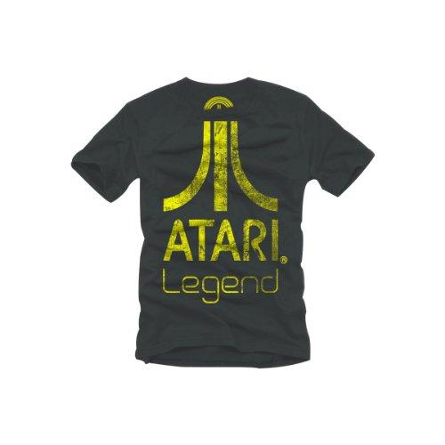 ATARI - T-Shirt Anthracide -