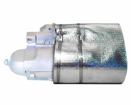 "Thermo-Tec 14150 Starter Heat Shield (7"" X 22"" Wrap Kit)"