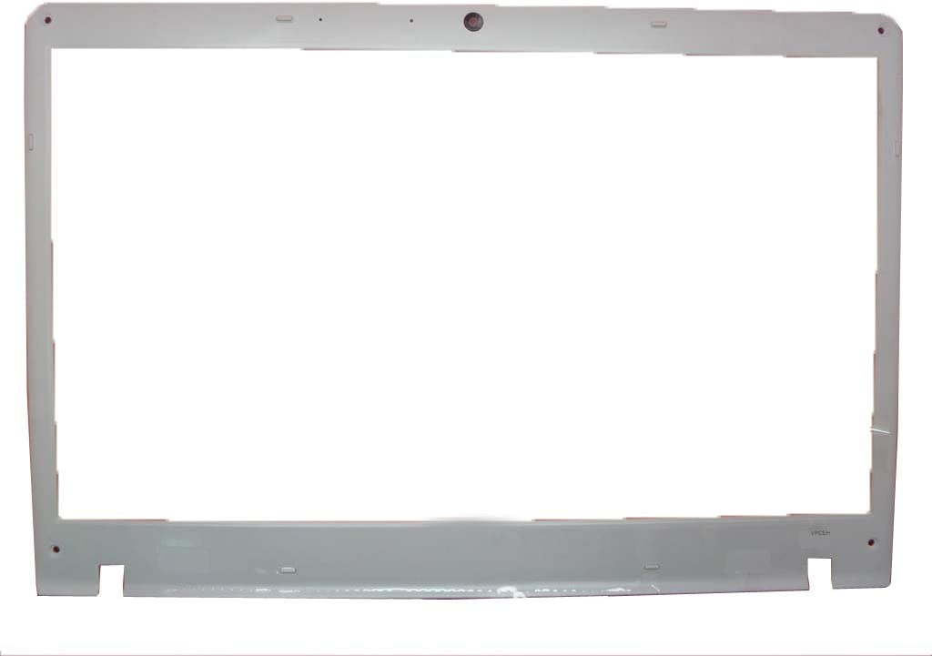 Laptop LCD Front Bezel for Sony VAIO VPCEH VPC-EH Series 60.4MQ20.022 41.4MQ08.022-1 White New