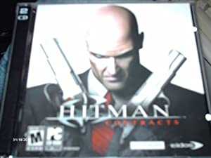 CD-ROM Hitman Contracts Book