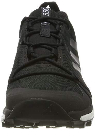 adidas Mens Terrex Skychaser LT Walking Shoe, Core Black/Core Black/Grey, 40 EU 2