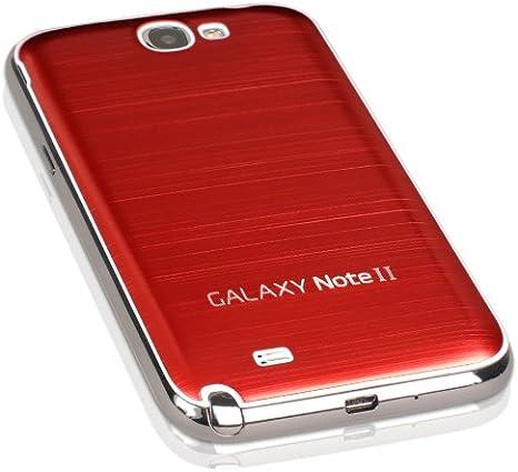 AVANTO - Tapa para batería para Samsung Galaxy Note II GT ...