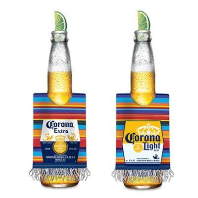 Corona Extra Bottle Poncho (2) ()