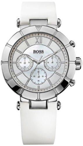 Hugo Boss Women Watch White Chronograph 1502314