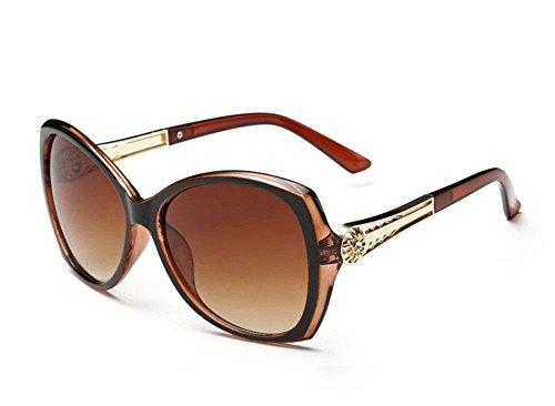 grand modèles lunettes CHshop visage longues élégantes Thé de féminins Les de Visage soleil 46WWwqAtn