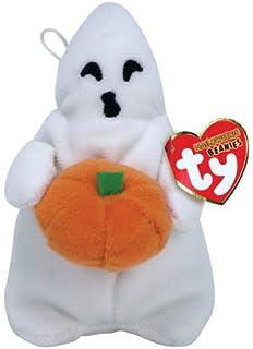 Ty Halloweenie Beanies Ghoulianne Girl Ghost