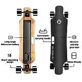 """BLITZART Huracane 38"""" Electric Skateboard"""