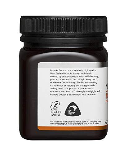 Manuka Doctor Bio Active Honey, 24 Plus, 8.75 Ounce by Manuka Doctor (Image #2)