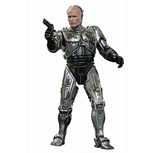 """Movie Masterpiece """"RoboCop"""" 1/6 Scale Figure Battle Damage Version"""