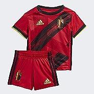 2020-2021 Belgium Home Adidas Baby Kit