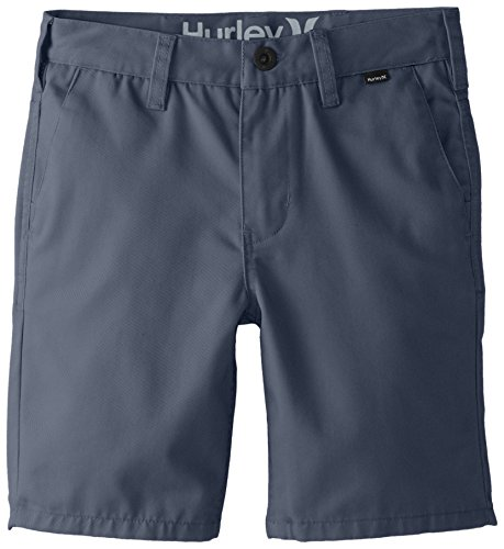 Hurley Big Boys' One and Only Walkshort with Pockets, Classic Charcoal, (Hurley Kids Boys Shorts)