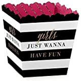 Girls Night Out - Party Goodie Favor Boxes - Bachelorette Party Treat Candy Boxes - Set of 12
