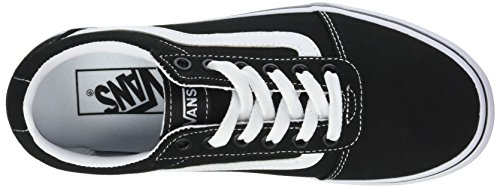 Vans Femme Canvas Ward Sneakers Basses Platform Y77BxqOwP