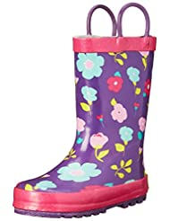 Western Chief Kids Lovely Floral Rain Boots