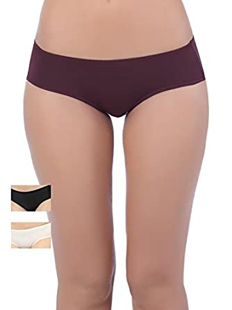 db6ff589f30b Triumph International No Panty Lines Midi Brief (M000153 B2 L) (Pack of 3):  Amazon.in: Clothing & Accessories