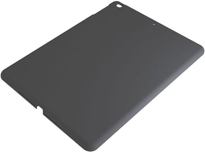エアージャケットセット for iPad Air ノーマルタイプ・ラバーブラック(PIZ-72)