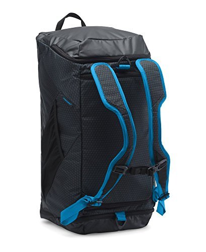 Under Armour Storm Undeniable Backpack Duffle – Medium, Black/Brilliant Blue, One Size [並行輸入品] B07F4CBDFV
